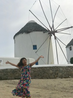 The Windmills (Mykonos, Greece)