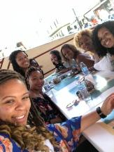 Lunch with Friends (Monastiraki, Athens, Greece)