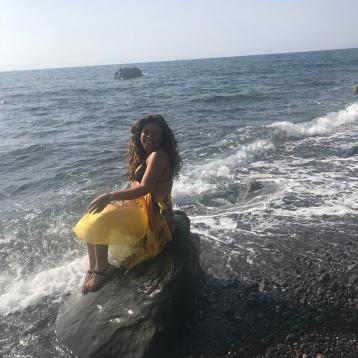 Beach (Oia, Santorini, Greece)